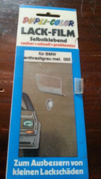 Dupli Color Car Kfz Autolack Film Selbstklebend ???? Bmw Anthrazitgrau Met. 055 Verschillende Stijlen