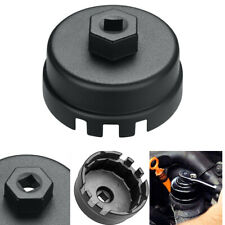 Oil Filter Cap Wrench Socket Cup Remover Tool 64mm 14flutes For Toyota Lexus Hot