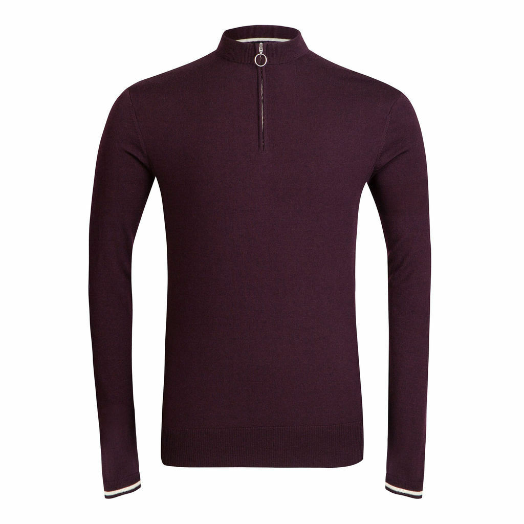 Rapha Dark Fig Long Sleeve Merino Jersey. Größe XS. BNWT.