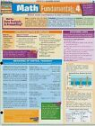 Math Fundamentals 4 by BarCharts (Other book format, 2008)