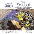 Quatuor Parisii - Schubert (Death & The Maiden, 2008)