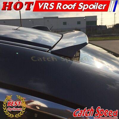 Flat Black LRS Type Rear Roof Spoiler For Toyota Belta Yaris Sedan 2006-2010 ♘