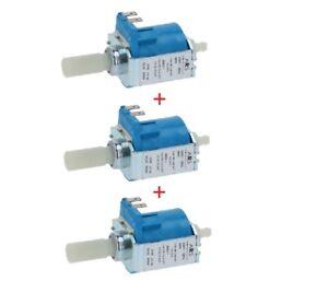Kit-3-Pompe-Vibrazione-ARS-INVENSYS-CP3A-ST-65W-Per-Macchina-Da-Caffe-Universale