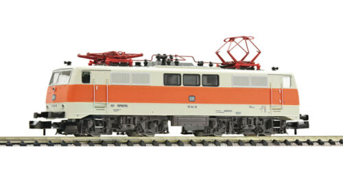 "NEU OVP Fleischmann N 734607 E-Lok BR 111 /""S-Bahn/"" der DB /""Neuheit 2020/"""