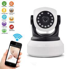 Wireless 720P Pan Tilt Network Security CCTV IP Camera Night Vision WiFi Webcam