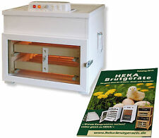 Brutgerät HEKA Format, vollautomatische Wendung, für 90 Hühnereier -- Art. FOR/V