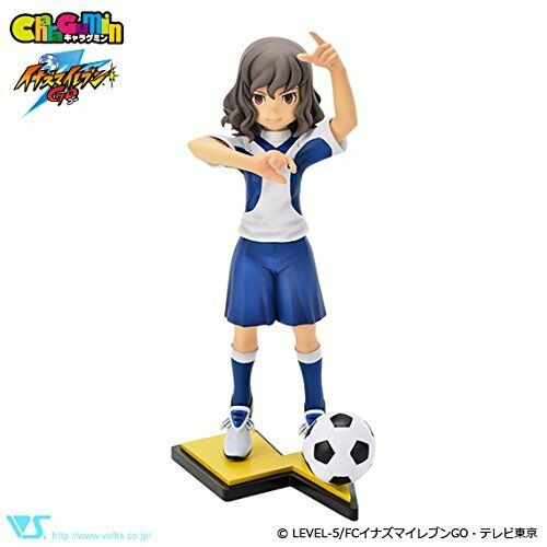 NEW Chara Gumin Inazuma Eleven GO Shindo Takuto 16cm Volks from Japan F/S