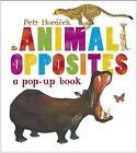Animal Opposites by Petr Horacek (Hardback, 2013)
