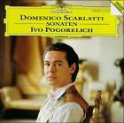 Scarlatti: Sonaten (CD, Nov-1992, DG Deutsche Grammophon)