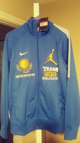 Nike Gennady Golovkin Boxing Tracksuit Large! GGG