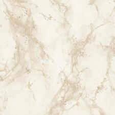 Wallpaper Rasch - Strata Faux Marble Effect - Metallic Glitter - Gold - 317817