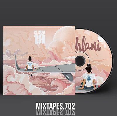 Kehlani - Cloud 19 Mixtape (Full Artwork CD Art/Front Cover/Back Cover)
