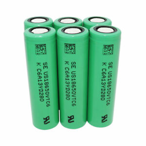 18650-Battery-Li-ion-VTC6-3-7V-3000mAh-Rechargeable-Batteries-with-USB-Charger