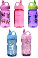 Nalgene Grip-n-gulp 12 Oz Water Bottle, 14 Colors