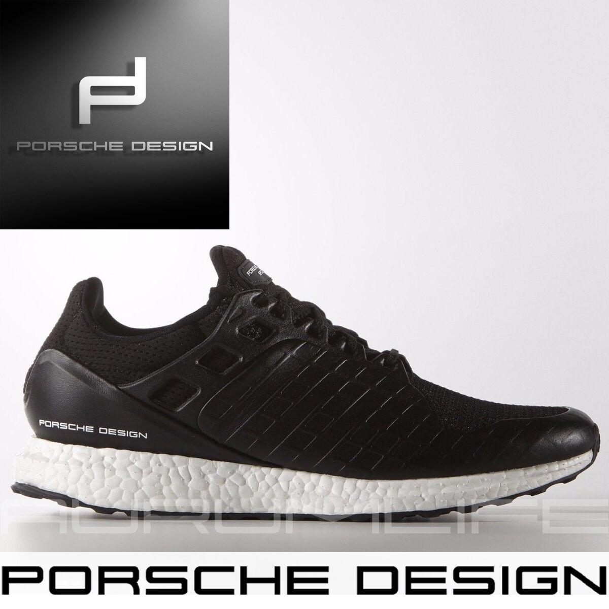Adidas Porsche Design Ultra Boost rebote Primeknit Hombre Zapatos AF5590 Nuevo