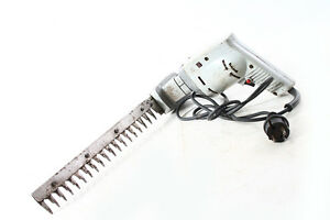Old-Hedge-Trimmer-With-GDR-Drilling-Machine-Zhs-250-Additional-Device-Venusberg