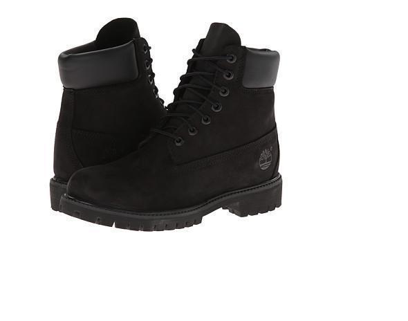 Timberland Damen UK 4 EU 37 schwarz 6 Inch Premium Stiefel RRP £ 170 | eBay