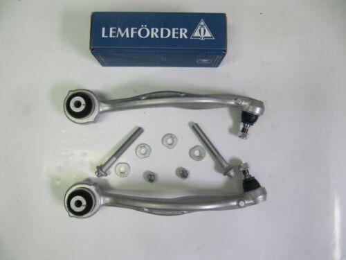 re. 2x Lemförder Querlenker mit Montagesatz Mercedes C-Klasse W204  vorne li u