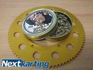 Kart 98 Link Gorilla Chain & Sprocket Offer The Best Price - Rotax - TKM