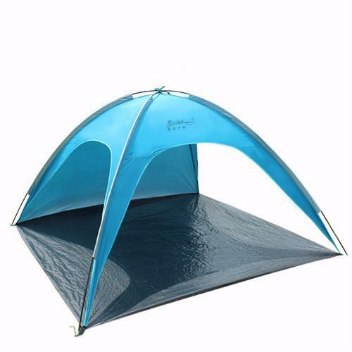 Picnic Beach Tent Foldable Travel Camping Tent with Tasche UV Protection Beach Tent