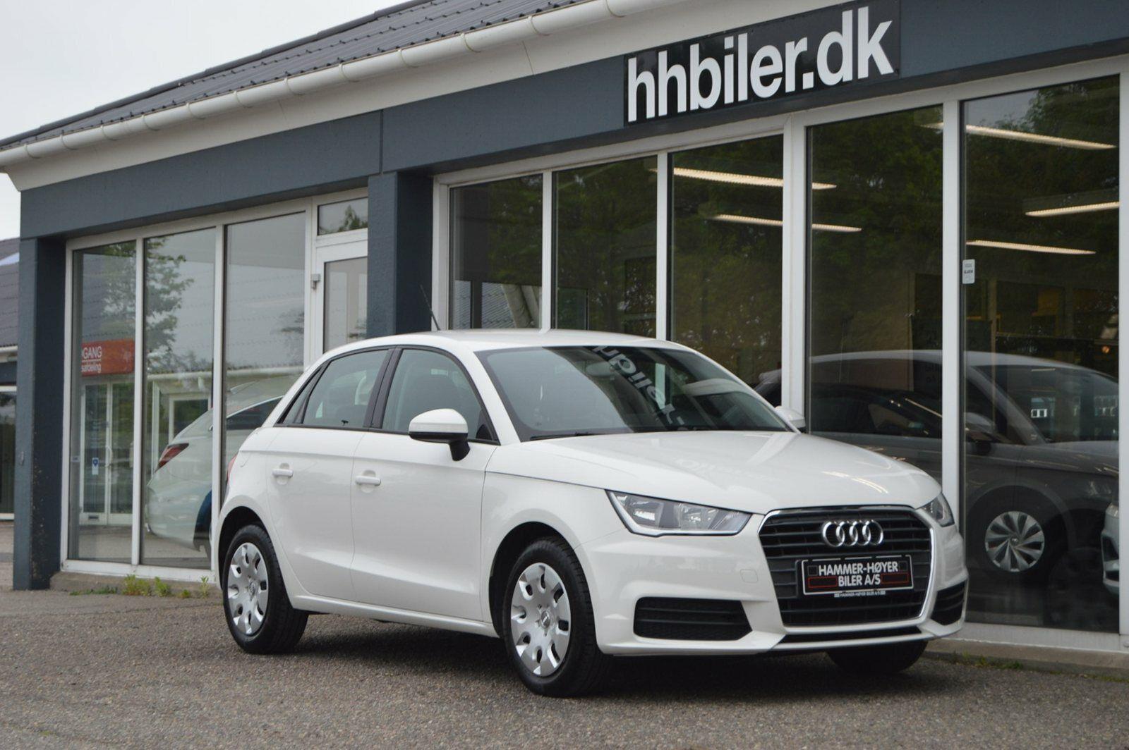 Audi A1 1,0 TFSi 95 SB 5d - 169.500 kr.