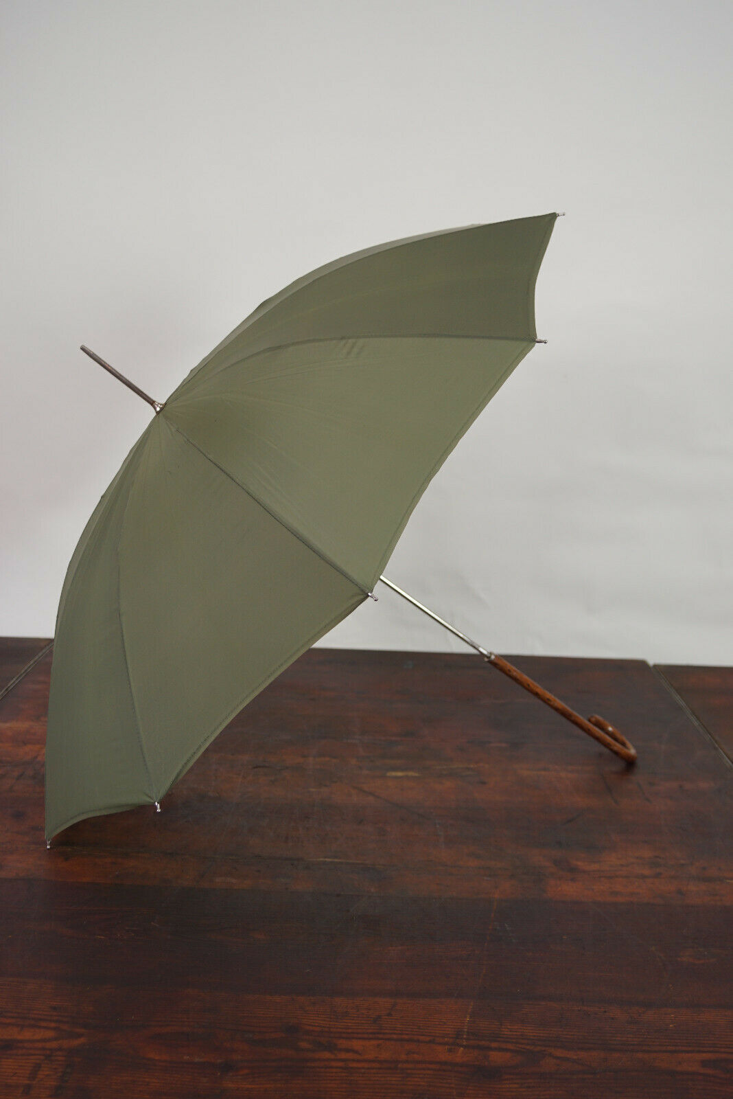 70er True Vintage Umbrella Retro Sunshade 50er Um… - image 6