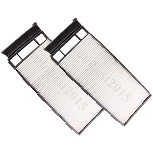... 2x Cabin Air Filter AC For Nissan Altima