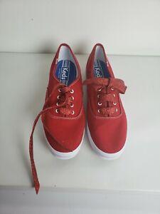 Keds Sneakers Tennis Shoes Sz 8 M B17