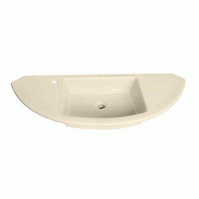 Bathroom Veseel Sink Bone China Above Counter Top Renovator\'s Supply for  sale online | eBay