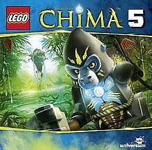 Lego Legends of Chima (Hörspiel 5) von Lego Legends...   CD   Zustand akzeptabel