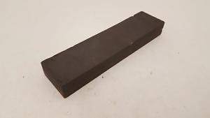 8-x-2-034-Vintage-Fine-amp-Coarse-Carborundum-Sharpening-Stone-25196