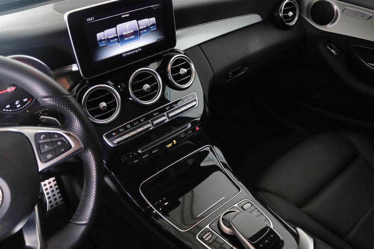 Mercedes C250 d 2,2 AMG Line stc. aut. 4Matic - billede 12
