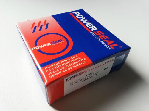 240 D Piston Rings Set 4CYL +0.50 W123 MERCEDES-BENZ Berlina 1300910007