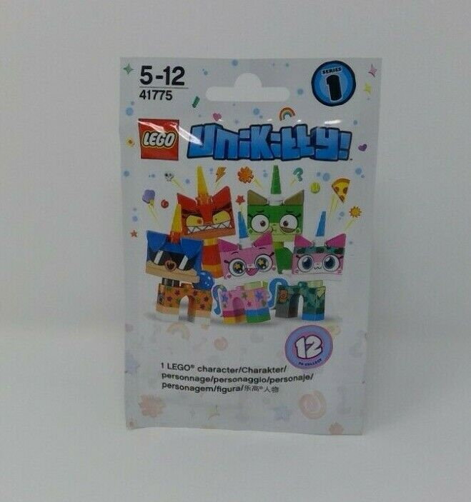 Lego Unikitty 41775 Series 1 no.5 Lego Movie Sealed New Shades Kitty