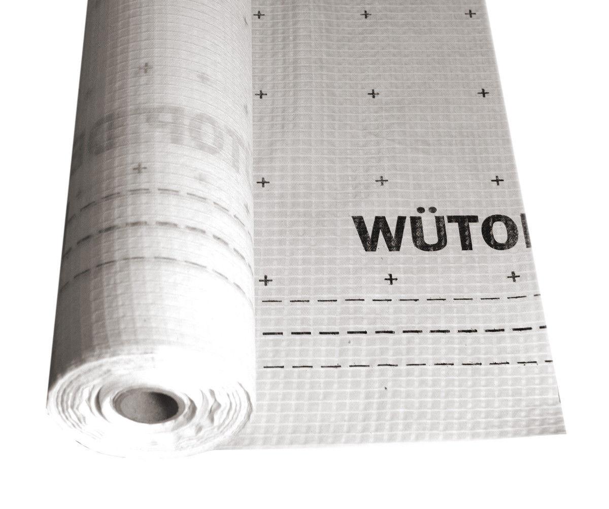 Würth 1,5m Breite WÜTOP THERMO VARIO SD Dachfolie Dampfbremse Klimamembran