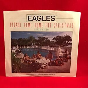 Come Home For Christmas.Details About The Eagles Please Come Home For Christmas 7 Vinyl Single Excellent Condition