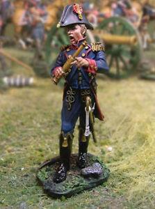 The Collectors Showcase Napoléonien Français CS00394 Garde Commandant MIB