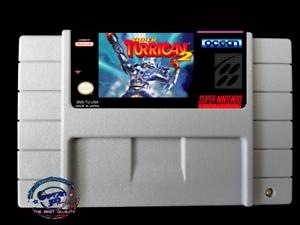 Super-Turrican-2-SNES-Video-Game-USA-version