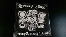 ASSORTED JELLY BEANS - WWW.Y2KTheory.EP..A.J.B  vinyl EP SKA Punk Oi