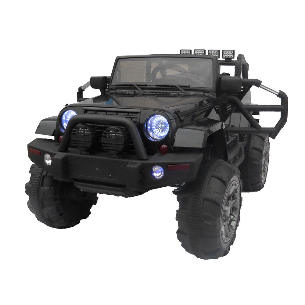 US 12V Kids Ride On On On Car Battery Power Wheels MP3 RC Remote Control w  LED Lights 6f7a0b