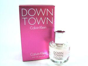 Downtown for Women by Calvin Klein Eau de Parfum Mini Splash 0.17 oz ... 843e1c3c1a