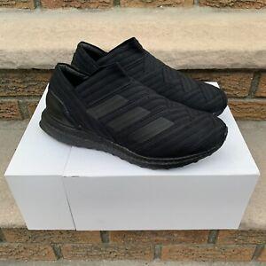 KITH x adidas Nemeziz Tango 17+ UltraBOOST Black   HYPEBEAST