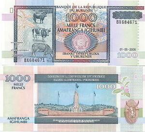 Burundi-1000-Francs-2006-UNC-Pick-39d