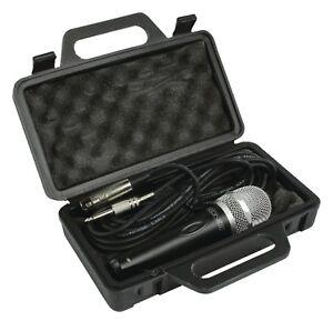 Microfono con Cavo 6.35 mm Nero/Grigio konig KN-MIC50C - Italia - Microfono con Cavo 6.35 mm Nero/Grigio konig KN-MIC50C - Italia
