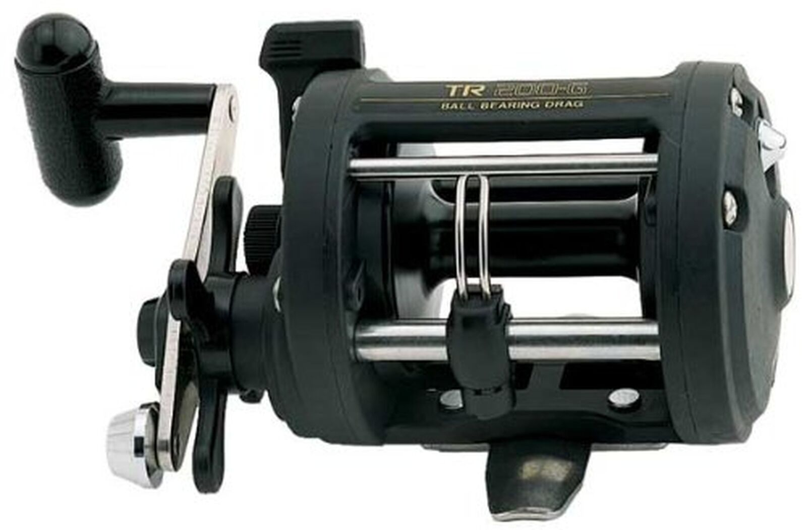 Shimano TRN 100 G Levelwind Star Drag Multiplier Fishing Reel RightHand, TR100G