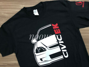 Honda Accord SM 4 Car Racing Cotton T-SHIRT