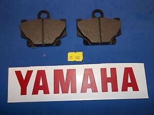 27-405-Yamaha-81-Front-Brake-Pad-XV250-500-XS400-XT600-84-89-RZ350-84-85