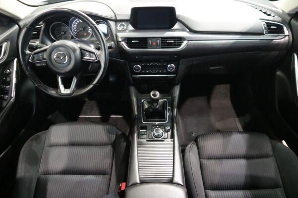 Mazda 6 2,2 SkyActiv-D 150 Vision stc. billede 13