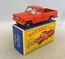 Lesney Matchbox Toys MB71b Jeep Gladiator Pick-up
