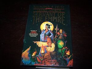 Servant-of-the-Empire-First-Edition-by-Janny-Wurts-and-Raymond-E-Feist